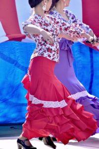 フラメンコ タップダンス