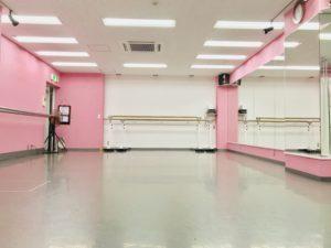 秋葉原バレエスタジオ レンタルスタジオ ブルーハススタジオ