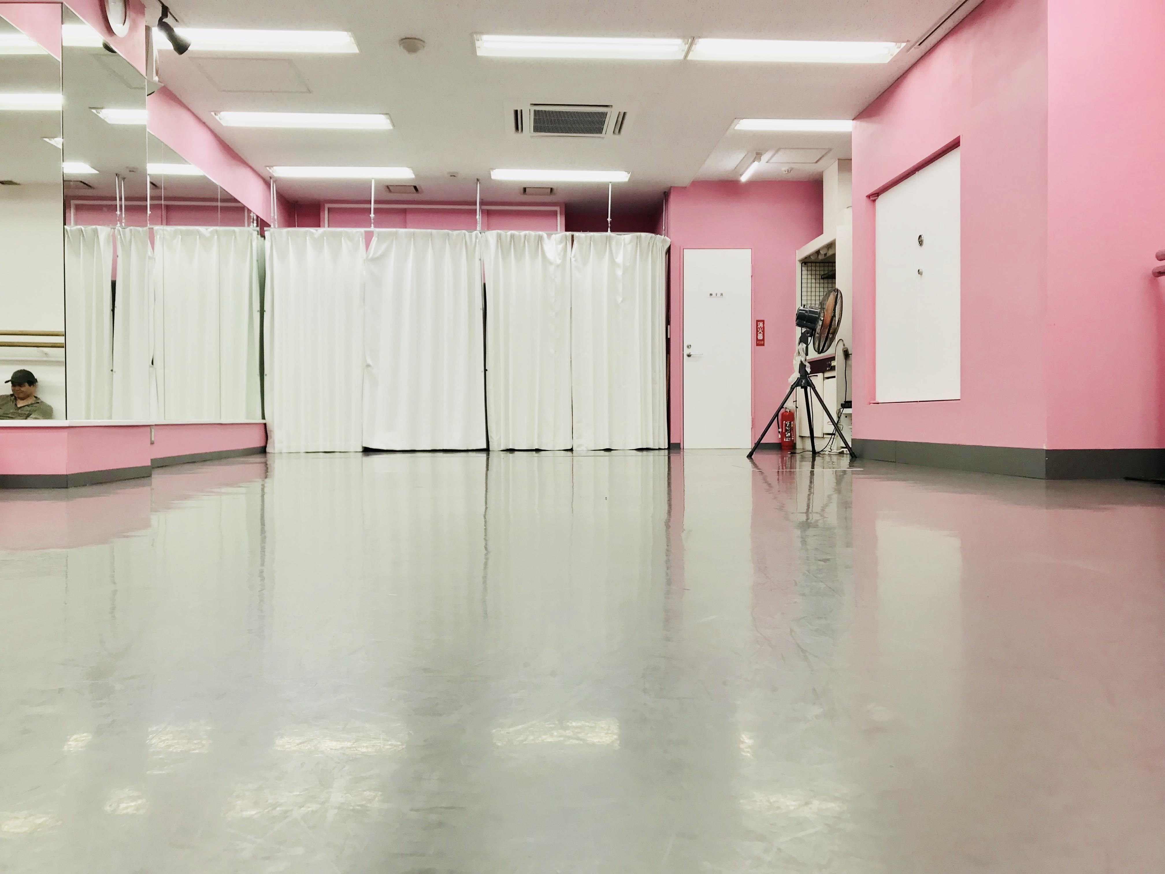 千代田区 秋葉原の貸しレンタルダンススタジオ ブルーハススタジオ 右7
