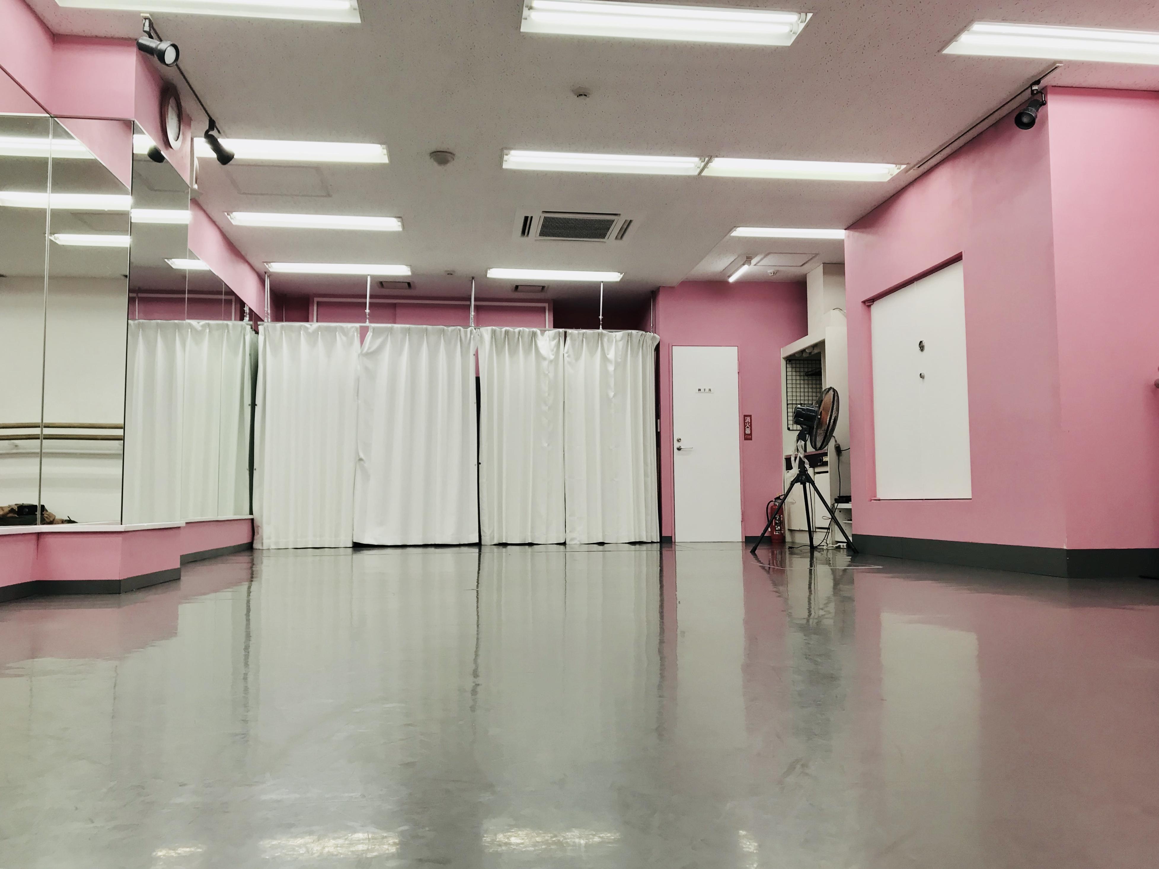 千代田区 秋葉原の貸しレンタルダンススタジオ ブルーハススタジオ 右6