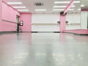 千代田区 秋葉原のダンススタジオ ブルーハススタジオ