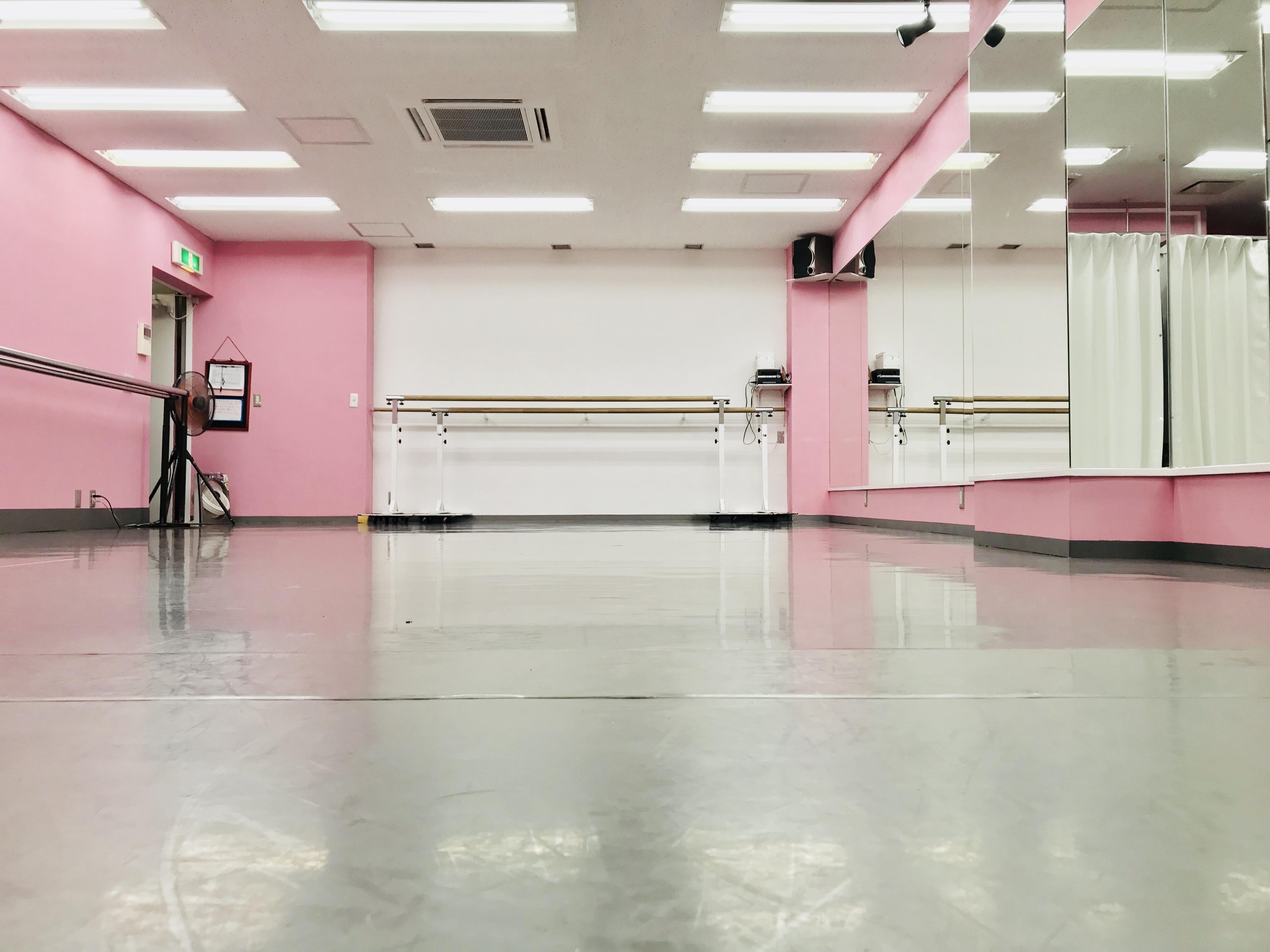 千代田区 秋葉原の貸しレンタルダンススタジオ ブルーハススタジオ 左4