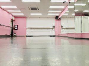 秋葉原レンタルスペース ダンススタジオ ブルーハススタジオ