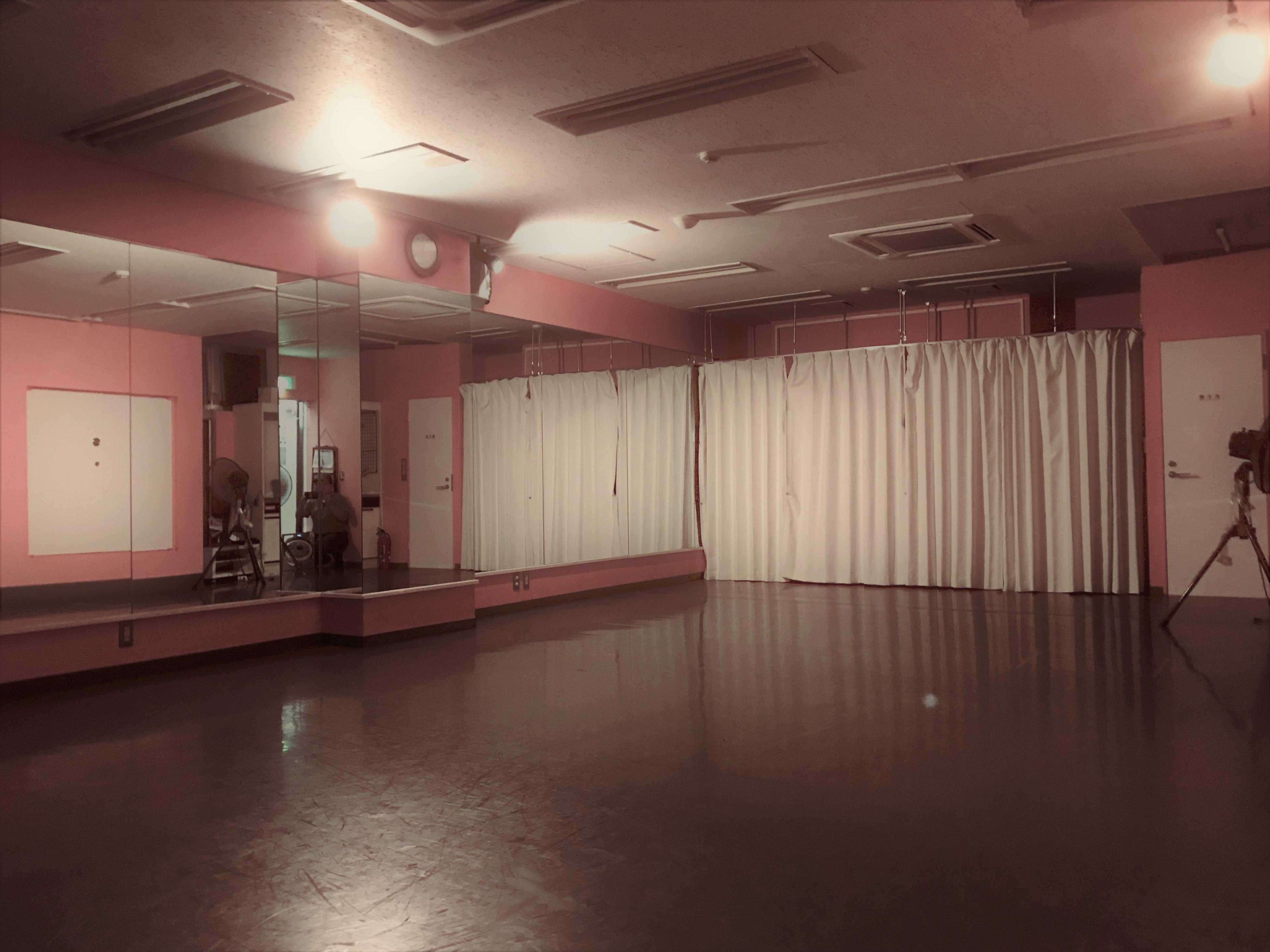 千代田区 秋葉原の貸しレンタルダンススタジオ ブルーハススタジオ 調光