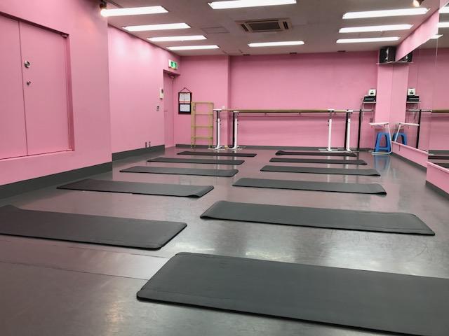 ダンス 体操 ヨガ 武道 個人法人 早朝深夜まで商用利用できる貸しスペース 稽古場所のイメージ
