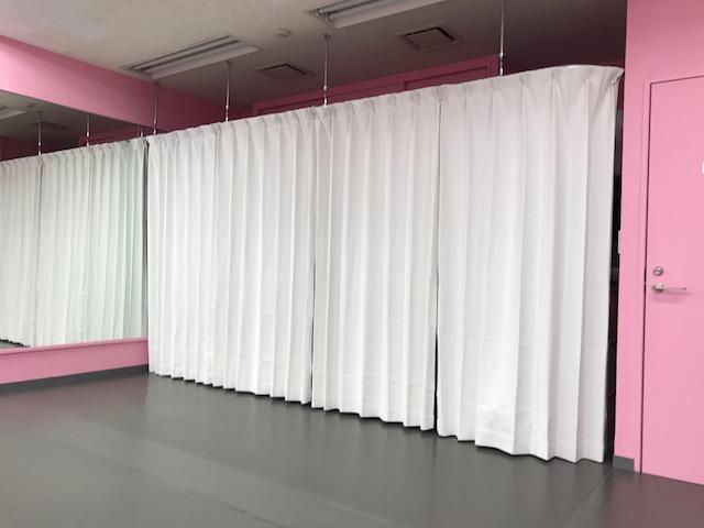 フラメンコ教室 秋葉原レンタルスペース 着替えスペース