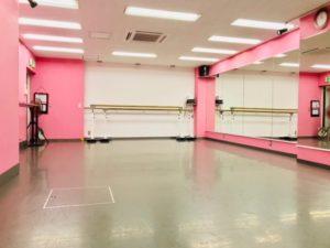 千代田区 秋葉原の貸しレンタルダンススタジオ ブルーハススタジオ 左2