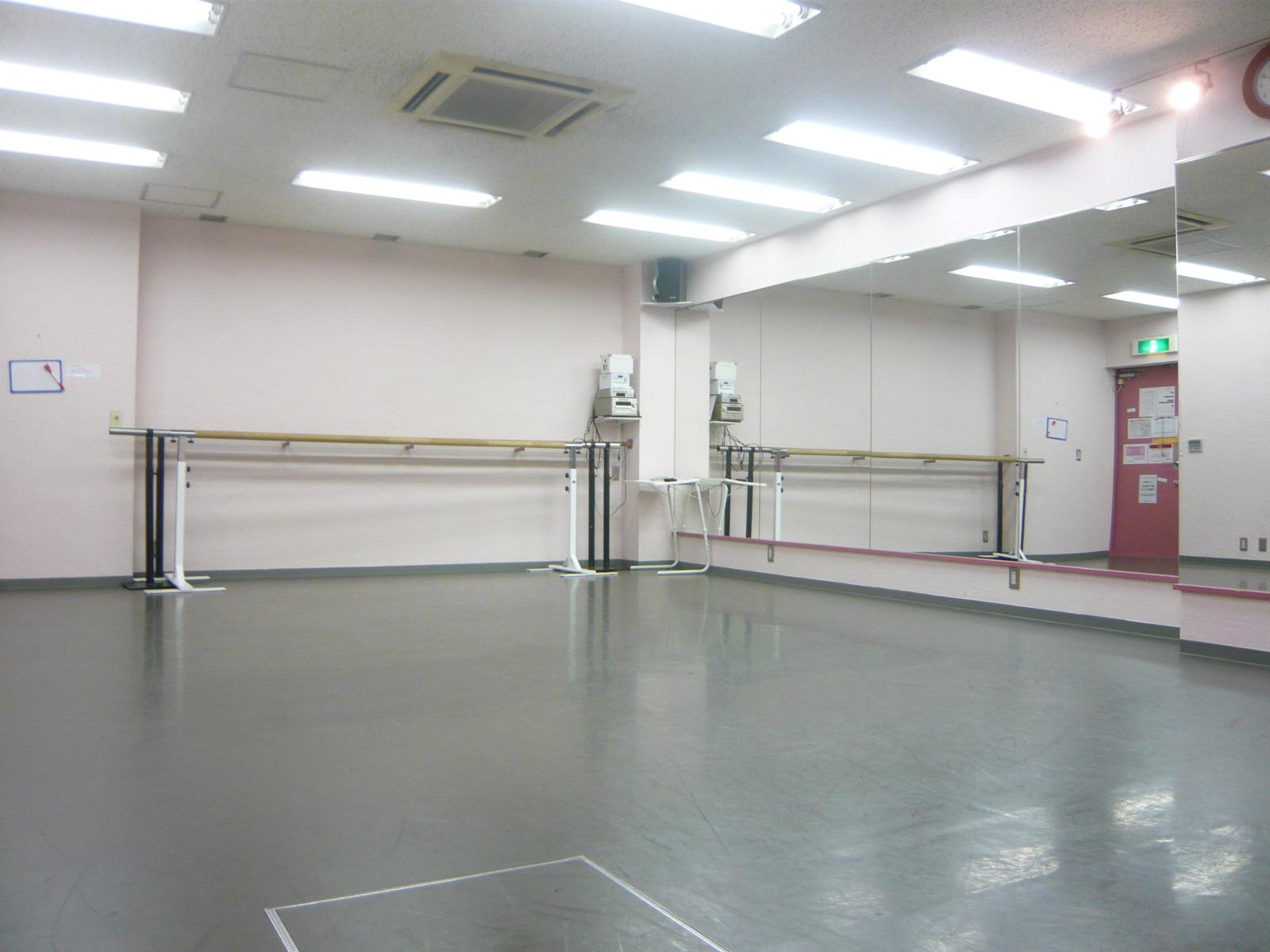 秋葉原 貸しスタジオ レンタルスタジオ ダンス