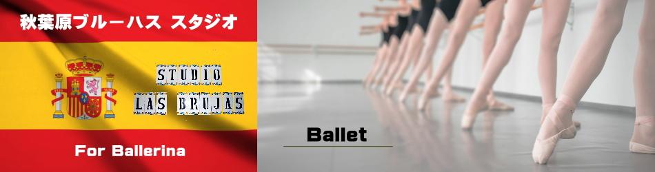 秋葉原にあるダンス教室向けレンタルスタジオ『秋葉原ブルーハススタジオ』バレエ教室